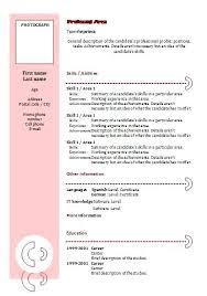 Curriculum Vitae Resume Samples Download Circles Resume Template