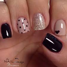 Gel Nails Designs Ideas 15 nail design ideas that are actually easy to copy