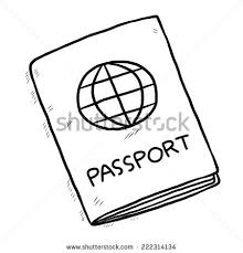 pport book cartoon vector and ilration black and white hand drawn sketch