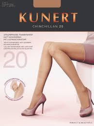 Details About Kunert Chinchillan No Run Tights 20 Denier Sheer Slight Shimmer Tights Run Stop