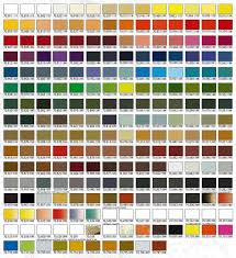 Gaianotes Color Chart Vallejo Model Color Vlj470 Gloss Medium