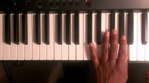 Piano Scale Finger Chart Two Octave Major Scales How To Play A Major Scale Two Octaves On Piano Right And Left Hand