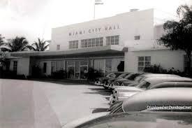 1956 - Miami City Hall at Dinner Key photo - Don Boyd photos at pbase.com