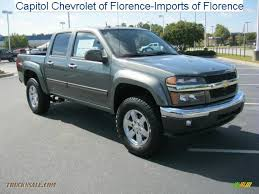 2011 Chevrolet Colorado LT Crew Cab in Steel Green Metallic ...
