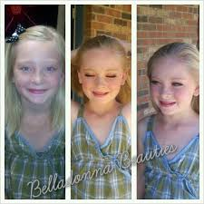 childrens makeup for ballet recital hair and make up kids dance