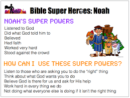 Characteristics Of A Superhero All Play On Sunday Super Heroes Old Testament Heros