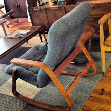 vintage westnofa rocking chair now at modernjake very comfy rock on