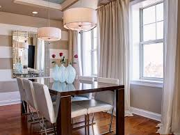 Small Picture 10 Dining Rooms with Snazzy Striped Accent Walls