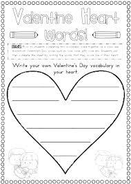 Valentine Math Free Valentines Day Worksheets Kindergarten – kinchen.co