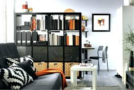 bookcases bookcase wall divider book shelf room shelving with regard to dividers ikea designs 4