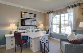 traditional home office with crown molding pottery barn bedford smart technology desk hutch pottery