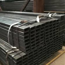 Ms Weight Chart Erw Square Tube Fence Posts St37 Ss400 Hollow Section Iron Structure Carbon Square Steel Pipe Price Per Kg Hollow Section Steel
