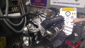 Chevy 350/430hp Turn Key Crate Engine - YouTube