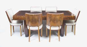 art deco dining room furniture inspirational antique art deco dining table chairs regent antiques