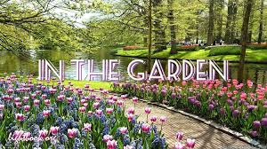 i come to the garden alone i d stay in the garden with with s