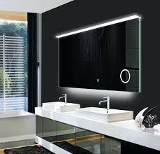 bathroom mirrors with lights. Exotic Led Bathroom Mirrors Battery Mirror Illuminated With . Lights