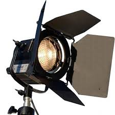 Arri Fresnel Light 650w Fresnel Light 3 X Lights Panny Hire