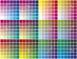 Home > color > decimal rgb color codes. Color Palette Color Chart For Prepress Printing And Calibration Royalty Free Cliparts Vectors And Stock Illustration Image 12185321