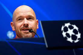 Ajax-Amsterdam-Trainer Erik ten Hag lernte von Pep Guardiola