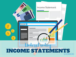 Components Of Income Statement Gorgeous Understanding Income Statements