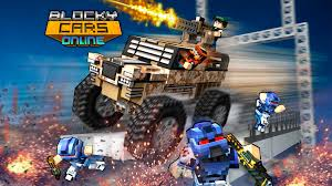blocky cars online shooter fps android apps on google play blocky cars online shooter fps screenshot