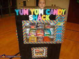 Skittles Vending Machine Beauteous Homemade Vending Machine Costume Photo 4848