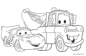 Free printable lightning mcqueen coloring pages. Free Printable Lightning Mcqueen Coloring Pages For Kids