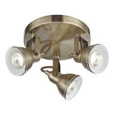spotlight track lighting. St1543ab-industrial-3-light-antique-brass-spotlight-plate Spotlight Track Lighting |