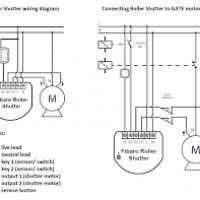 shutter motor electrical diagram impremedia net ATV Key Switch Wiring Diagram fibaro roller shutter inside somfy motors wiring diagram on motor