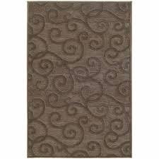 brilliant rectangular rugs of covington home natalia scrolls jcpenney