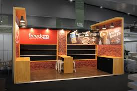 Display Stands Brisbane 100 DISPLAYS Freedom Foods 100 DISPLAYS Display Solutions 95