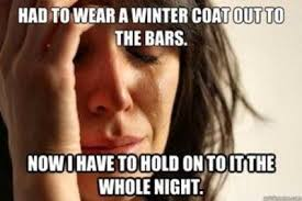 Rich white girl problems. / internet memes - Juxtapost via Relatably.com