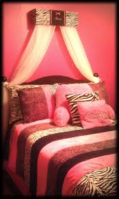Leopard Bedroom Decor Astounding Girl Zebra Bedroom Decoration Design Ideas Purple And