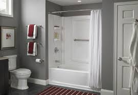 Image Adhesive Install Tub Surround Or Shower Surround Love The Color Scheme Here Too Pinterest Install Tub Surround Or Shower Surround Love The Color Scheme