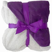 sherpa throw blanket  x  plush fleece reversible floral