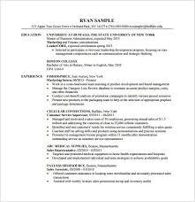 Boston College Resume Writing intended for Boston College Resume Template