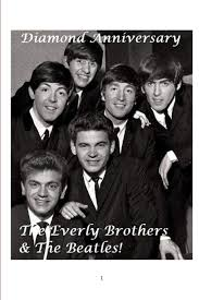 We are the everly brothers / 2019. The Everly Brothers And The Beatles Rennie Mandy 9780368968358 Amazon Com Books