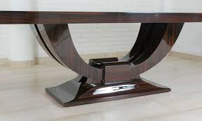 luxury art deco style dining table d coration salon in intended for prepare 14