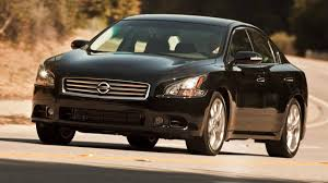 2012 Nissan Maxima 3.5 SV: Review notes: Sporty intentions ...