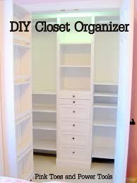 how to build a closet organizer the reveal