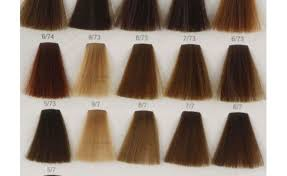Solfine Hair Color Chart 6b Hair Color Chart Beauty Within Clinic