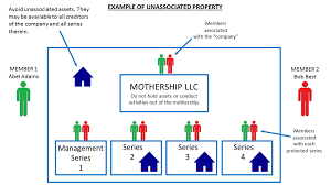 How To Structure A Protected Series Llc Incnow
