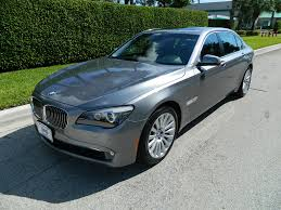 Coupe Series bmw 2009 for sale : 2009 BMW 750Li For Sale