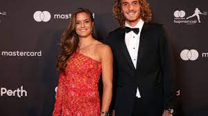 When Maria Sakkari and Stefanos Tsitsipas started to become closer | Tennis  Tonic - News, Predictions, H2H, Live Scores, stats