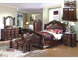 Sleigh Bed Bedroom Furniture Attractive Sleigh Bed Bedroom Set 2 Marble Top Bedroom Furniture
