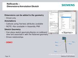 seu12 506 creating nailboard drawings for wire harnesses ronni page 17 siemens plm software 18