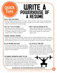 Update Your Resumes Powerful Resume Tips Easy Fixes To Improve And Update Your Resume