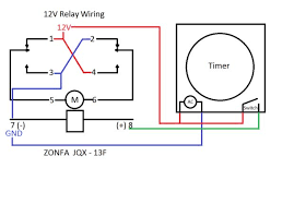 v relay timer switch steps adding the switch