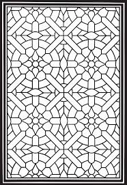Stained Glass Coloring Pages For Adults 10794 Longlifefamilystudyorg
