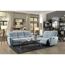 homelegance sofas dowling 8257gry 3